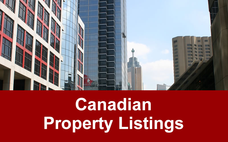 Canada Property Listings