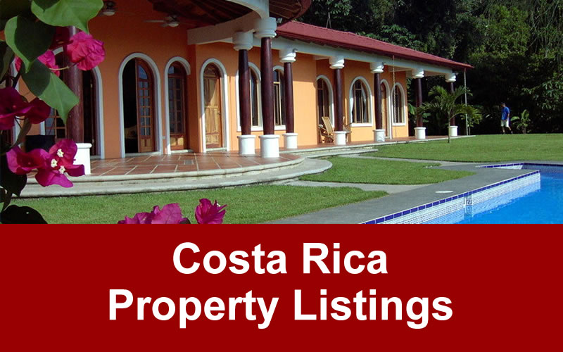 Costa Rica Property Listings