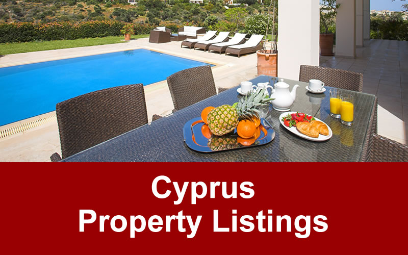 Cyprus Property Listings