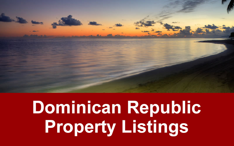 Dominican Republic Property Listings