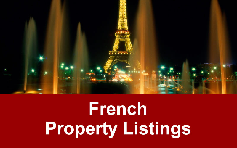 French Property Listings