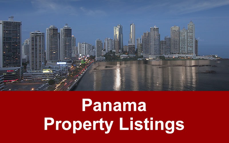 Panama Property Listings