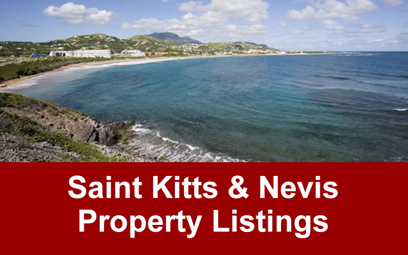 St Kitts Property Listings