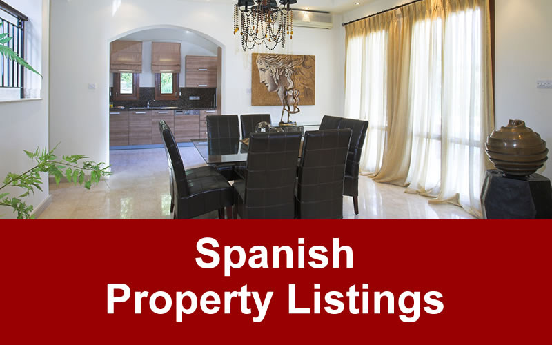 Spanish Property Listings