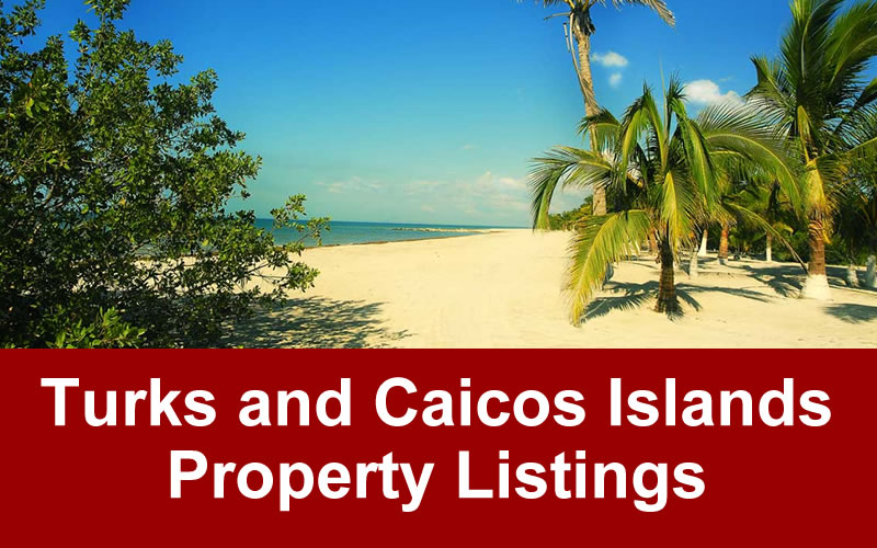 Turks and Caicos Property Listings